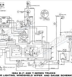 64 chevy truck wiring schematic [ 2821 x 1940 Pixel ]