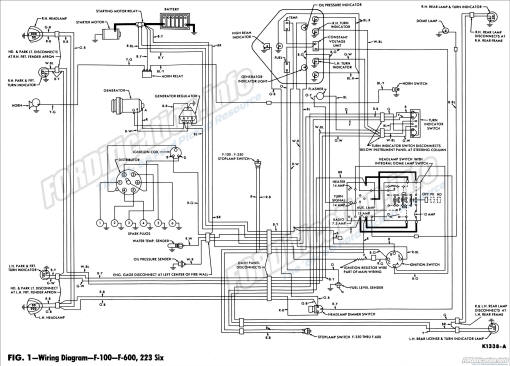 [DIAGRAM] 1966 Ford Truck Wiring Diagrams Fordification