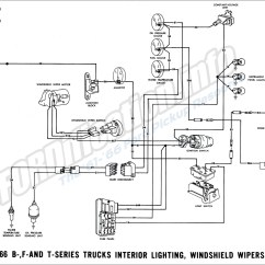66 Mustang Ignition Wiring Diagram Totaline Thermostat F100 22 Images