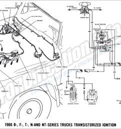 1966 ford diagram horn [ 1900 x 1228 Pixel ]