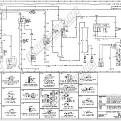 2016 Ford F150 Wiring Diagrams Phone Plug Diagram Australia 1973-1979 Truck & Schematics - Fordification.net