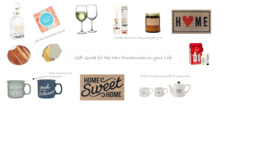 gift guide - home addition