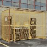 HazMat Containment Cage