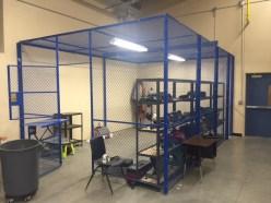 Dodd City Schools Cage