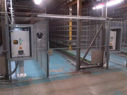 Machine Guarding Cage