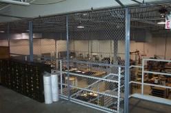 Mezzanine Cage