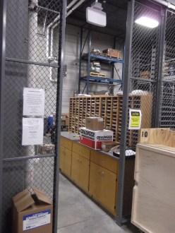 Mezzanine Enclosure
