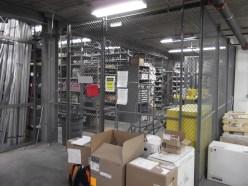 Mezzanine Storage Cage