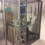 Apartment Storage Cages ADA Complaint