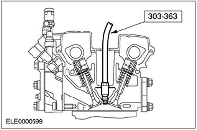 Силовой агрегат: Двигатель 1.8/2.0/1.6 Zetec-E Ford Focus 1
