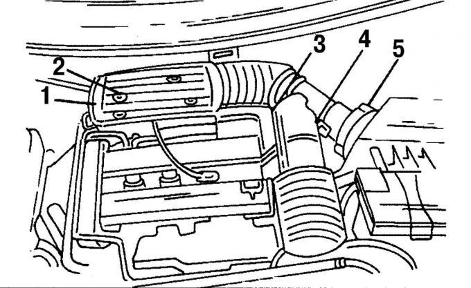 Силовой агрегат: Двигатель V16 Ford Mondeo 2