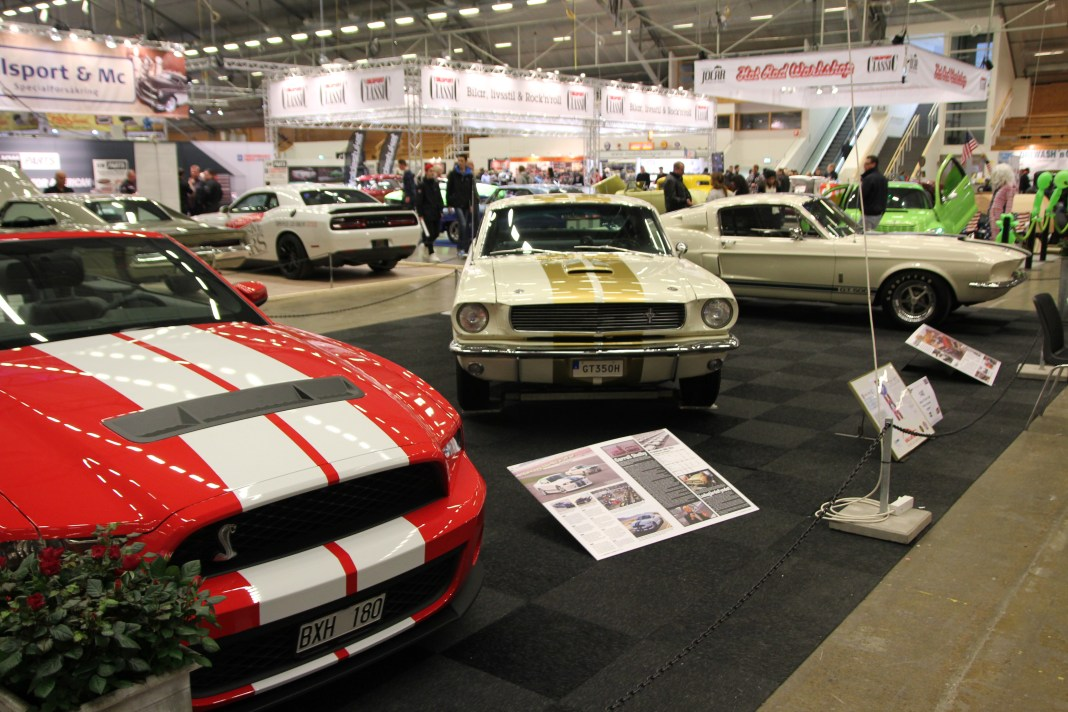 Bilder: Bilsport Performance Show 2015, Elmia