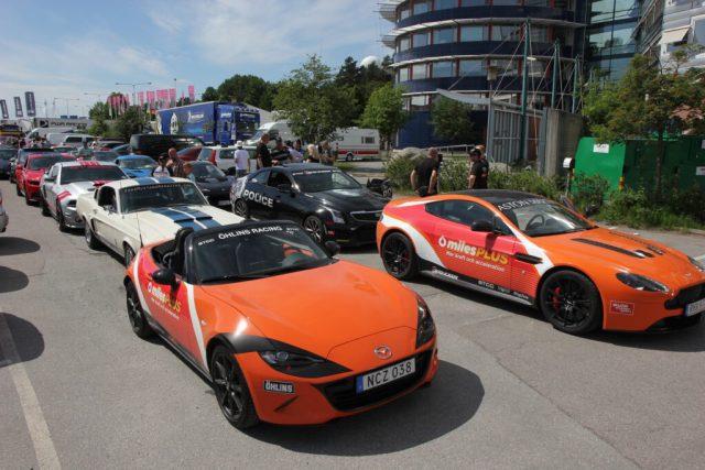 FordMustangMagazine, Solvalla sportbilsfestival 2017, Aston Martin