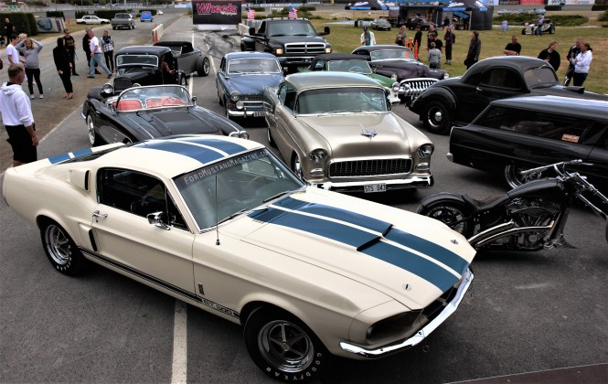Ten most outstanding cars Wheels Nationals Stockholm 2017, Fordmustangmagazine