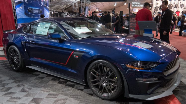 Roushcharged Ford Mustang GT 2019 fordmustangmagazine.com