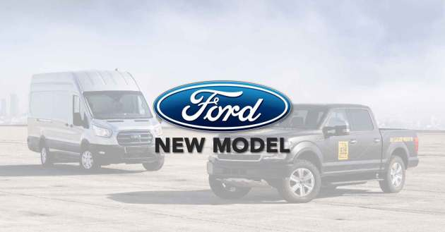 Ford New Model