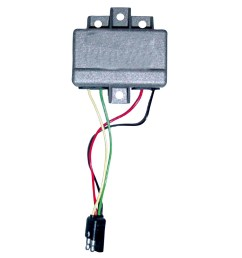 ford new holland regulator four prong two male two female connector for motorolla style alternators w external regulator fits ref s d5nn10300d and  [ 900 x 900 Pixel ]