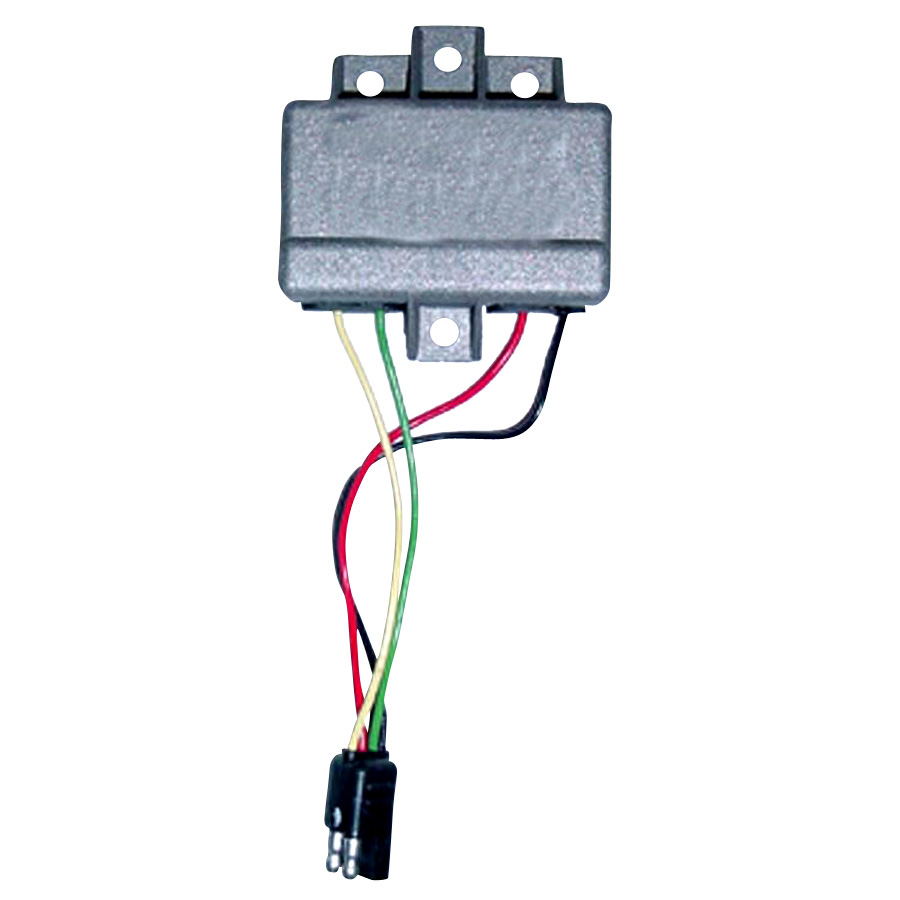 hight resolution of ford new holland regulator four prong two male two female connector for motorolla style alternators w external regulator fits ref s d5nn10300d and