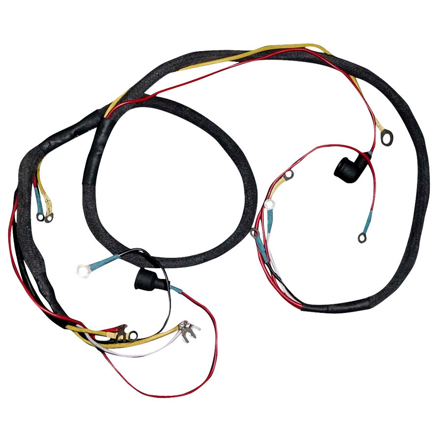 medium resolution of ford new holland wiring harness 8n front mount wiring harness