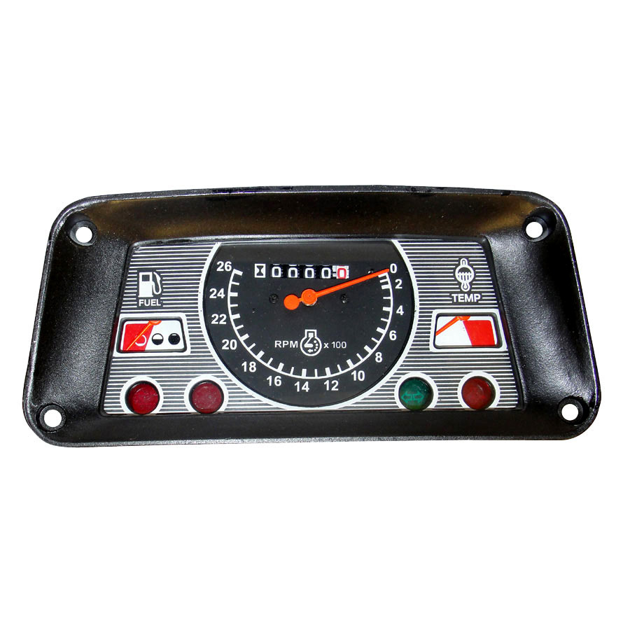 hight resolution of ford new holland gauge cluster cw tach rotation wiring harness not included
