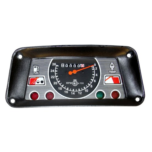small resolution of ford new holland gauge cluster cw tach rotation wiring harness not included