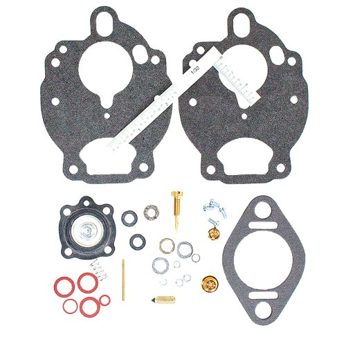 small resolution of economy carburetor repair kit for ford tractors 2000 2600 3000 3400 3500 3600 4000 4100 4400 4500 4600 and 5000 with zenith carburetors