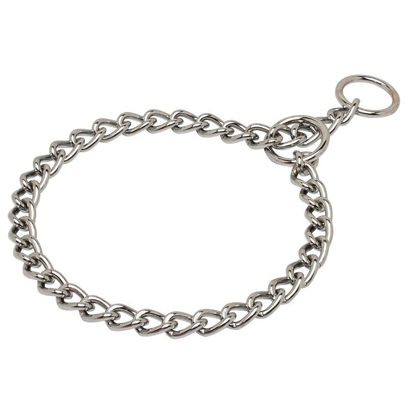Collar cadena adiestramiento anti tirones «Carácter