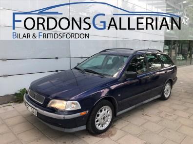 Volvo V40 2.0T, 1998, 19450 mil, 12500:-