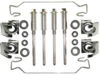 Caliper Hardware Kit, -71 B & E-body