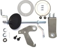 Gearshift Control Assembly, -70 E-body