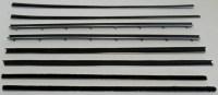 Skraplister, -66-67 Mopar B-body 2 dr ht