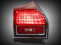 LED baklysen, -69 Chevrolet Chevelle