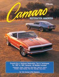 Bok, Camaro restoration handbook