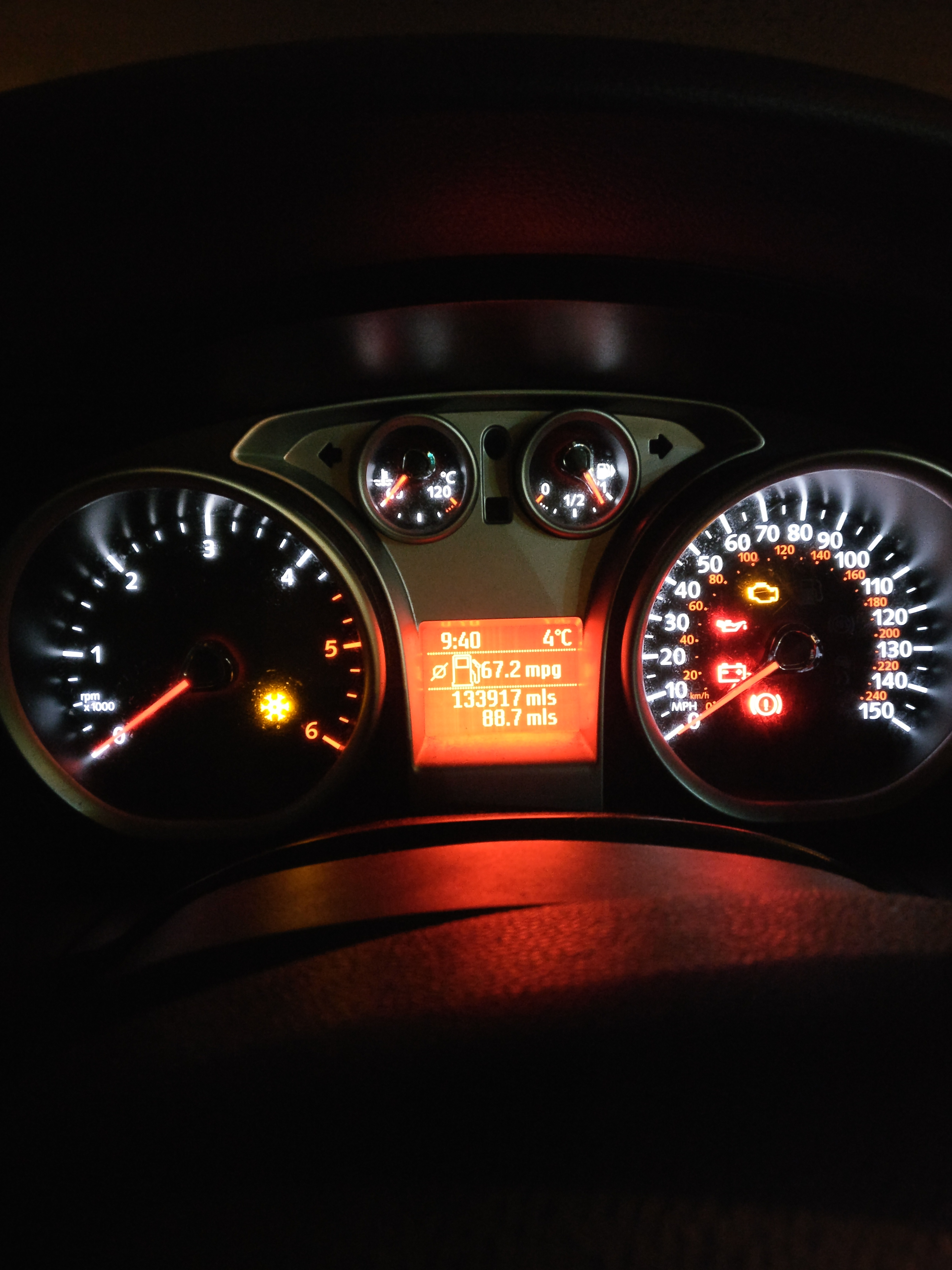 Ford Focus St Mpg : focus, Sudden, Focus, Owners, Forums