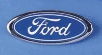 Ford Ranger Grille Emblem Blue Oval 2004 2005 2006 2007 2008 2009 2010 2011 - FordPartsOne