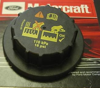 2005 2011 Ford Coolant Reservoir Cap 9C3Z 8101 B - FordPartsOne