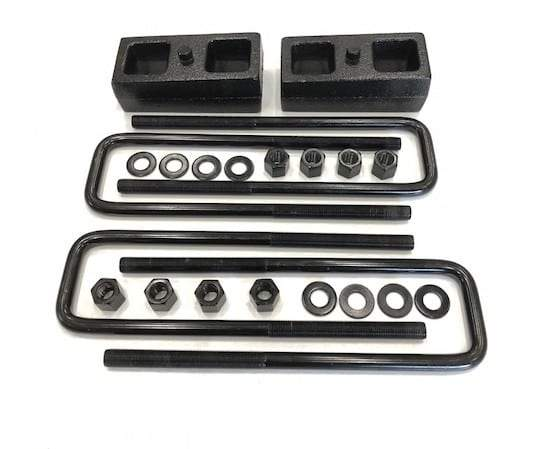 CHEVROLET GMC 1500 REAR BLOCK KIT 2 INCH Image 1