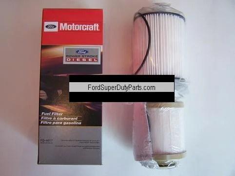 Fuel Filter Kit 6.4 Power Stroke Diesel F Series - FordPartsOne