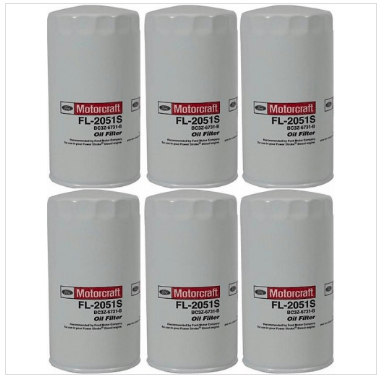 FL-2051-S Oil Filter 6-Pack Image