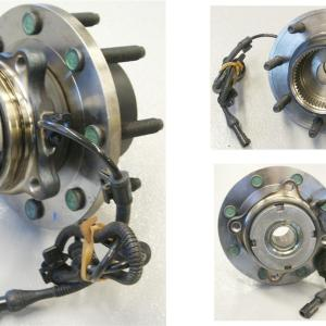 Hub & Bearing Assembly 99-04 Super Duty - FordPartsOne