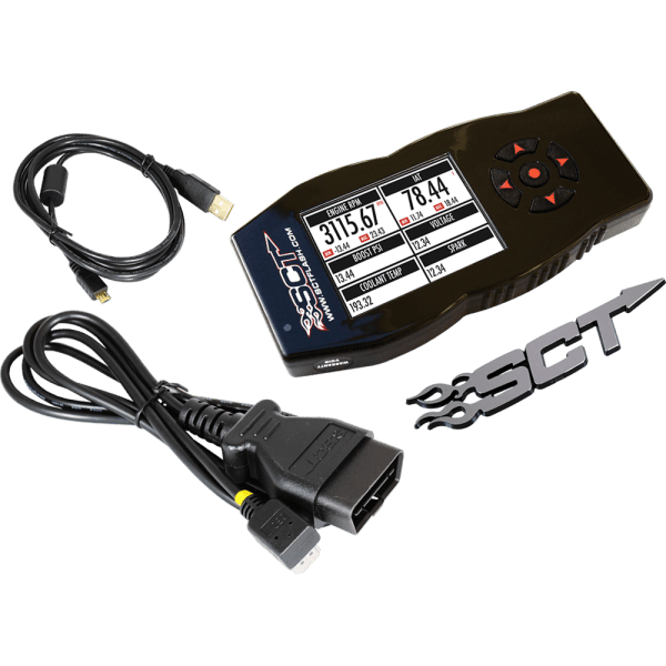 SCT 7015 X4 Power Flash Tuner Programmer for Ford Image 3