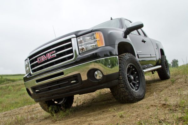"""Zone Offroad 2007-2013 Chevy 1500 4wd 3.5"""" Adventure Series Lift System - FordPartsOne"""