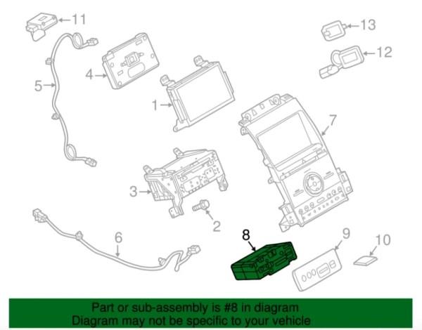 HC3Z-19A387-E Image 3