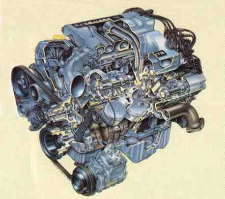Ford 3 0 V6 Engine Firing Diagram A Guide To The Cosworth 24v