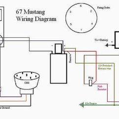 66 Mustang Ignition Wiring Diagram For A Light Switch Classic Inlines Duraspark Ii Swap
