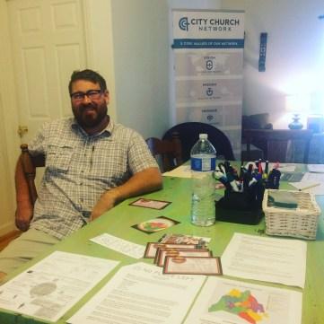 City Church Network leader David Kaufman