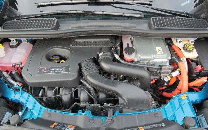 2021 Ford C Max Engine