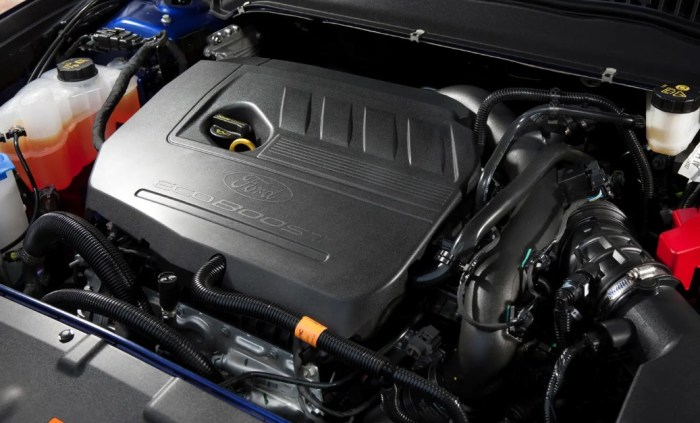 2021 Ford Mondeo Engine