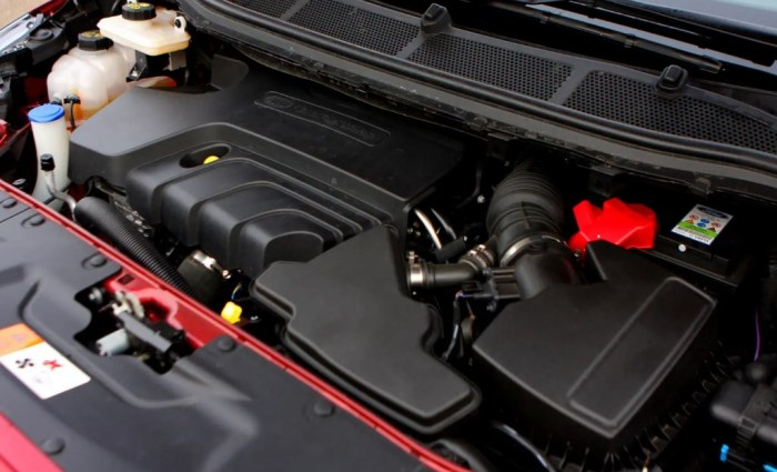 2021 Ford S Max Engine