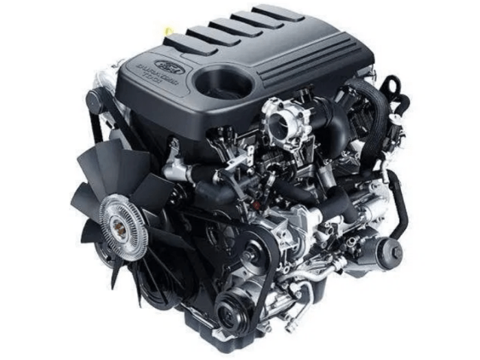 2022 Ford Expedition Engine